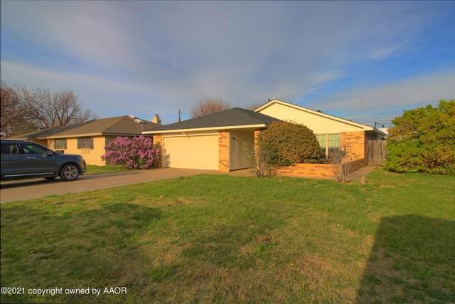 3309 Ash, Perryton, TX 79070 (#21-2102) :: Elite Real Estate Group