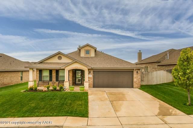 8909 Witmer Ct, Amarillo, TX 79119 (#21-2103) :: Elite Real Estate Group
