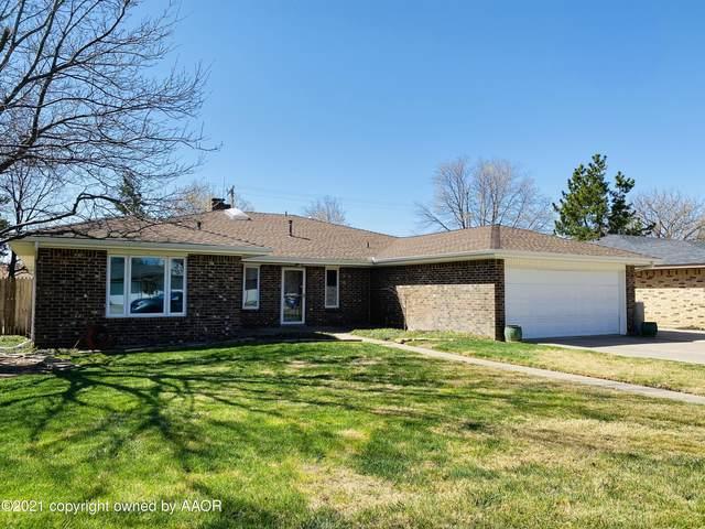 1600 2nd, Dumas, TX 79029 (#21-2108) :: Elite Real Estate Group