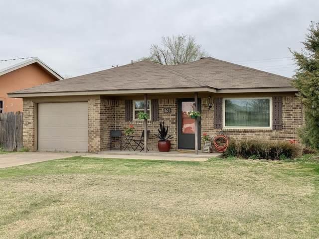 515 Haney St., Spearman, TX 79081 (#21-2109) :: Elite Real Estate Group