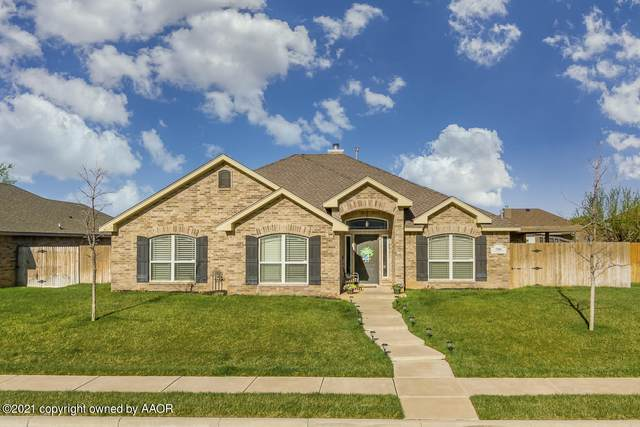 7910 Knoxville Dr, Amarillo, TX 79118 (#21-2113) :: Elite Real Estate Group