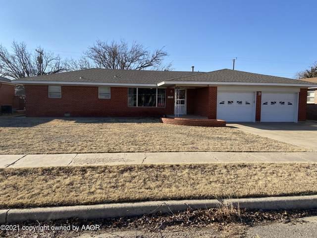 1717 Chestnut, Pampa, TX 79065 (#21-213) :: Lyons Realty
