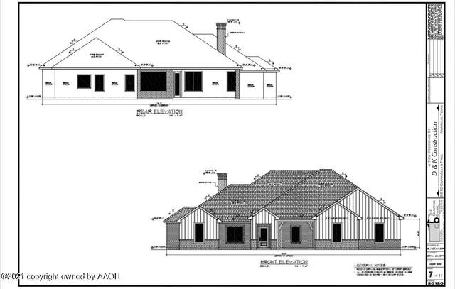8210 Clara Allen Trl, Amarillo, TX 79118 (#21-2146) :: Elite Real Estate Group