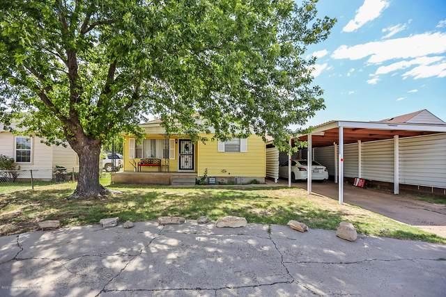 1604 Arthur St, Amarillo, TX 79102 (#21-2147) :: Elite Real Estate Group