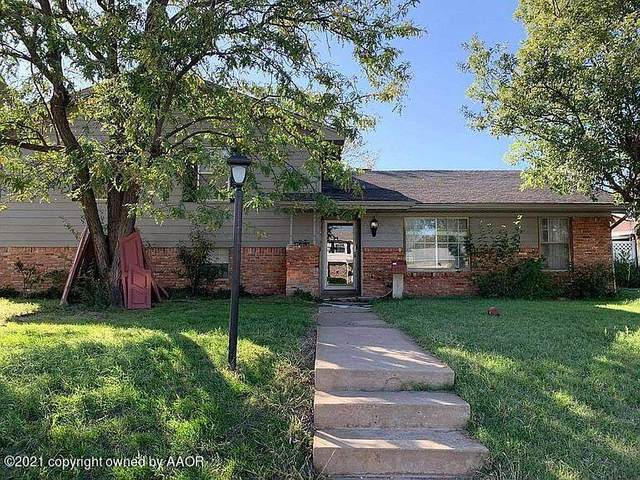 3710 Teckla Blvd, Amarillo, TX 79109 (#21-2149) :: Elite Real Estate Group