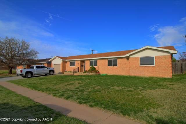 1105 Northwestern, Perryton, TX 79070 (#21-2154) :: Elite Real Estate Group