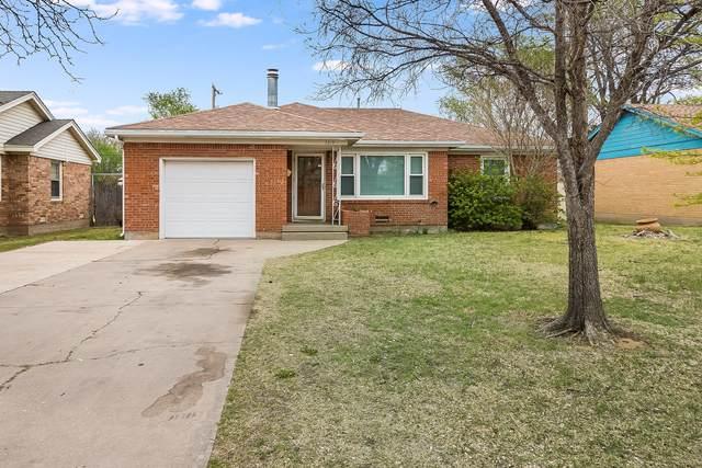 3319 Linda Dr, Amarillo, TX 79109 (#21-2157) :: Elite Real Estate Group