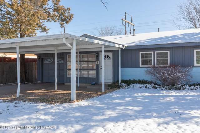 1917 Nelson St, Amarillo, TX 79103 (#21-217) :: Lyons Realty