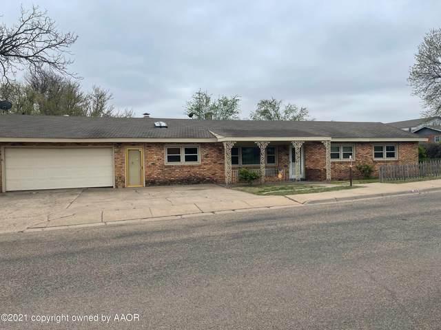 1501 Lancelot St, Borger, TX 79007 (#21-2172) :: Elite Real Estate Group