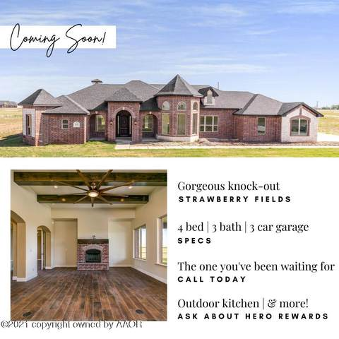 9152 Strawberry Fields Dr, Canyon, TX 79119 (#21-2182) :: Elite Real Estate Group