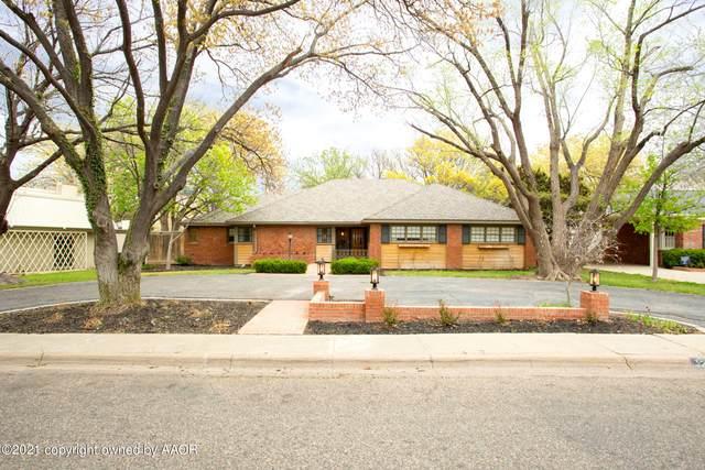 3203 Hawthorne Dr, Amarillo, TX 79109 (#21-2190) :: Keller Williams Realty