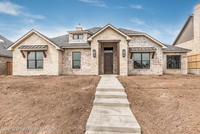 6606 Parkwood Pl, Amarillo, TX 79119 (#21-2193) :: Live Simply Real Estate Group