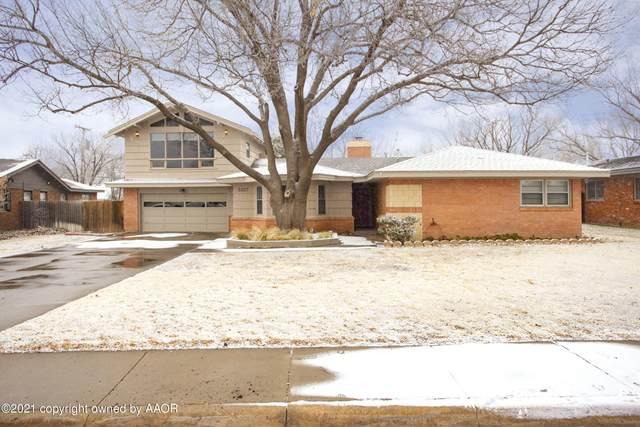 3207 Rusk St, Amarillo, TX 79109 (#21-2195) :: Keller Williams Realty