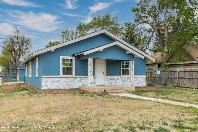 610 Louisiana St, Amarillo, TX 79106 (#21-2196) :: Elite Real Estate Group
