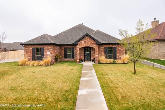 7503 Jacksonhole Dr, Amarillo, TX 79118 (#21-2197) :: Keller Williams Realty