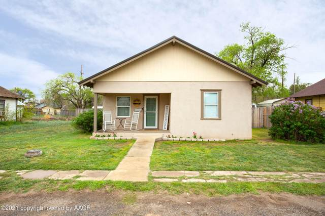 1406 2ND Ave, Canyon, TX 79015 (#21-2199) :: Elite Real Estate Group