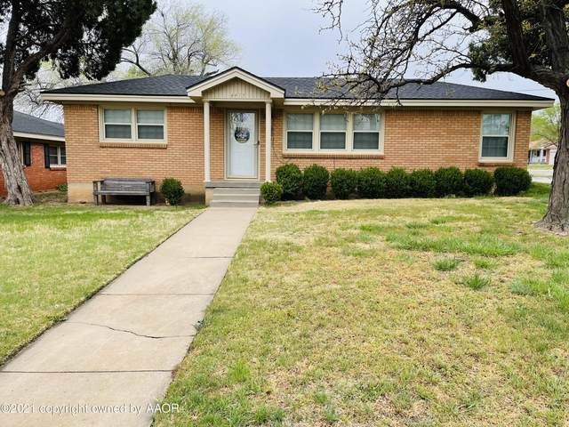 4417 Andrews Ave, Amarillo, TX 79106 (#21-2206) :: Elite Real Estate Group