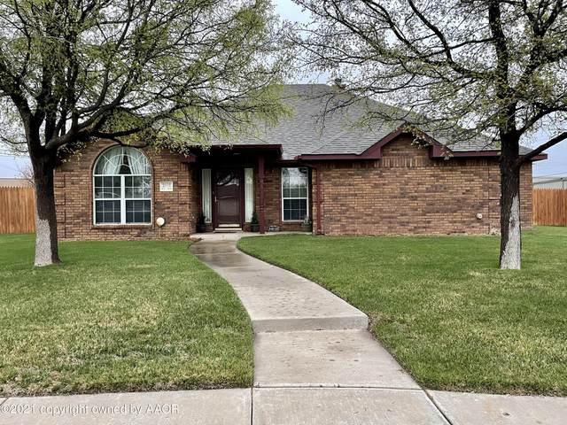2101 36TH Ave, Amarillo, TX 79118 (#21-2208) :: Keller Williams Realty