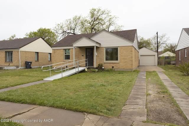 3612 Ong St, Amarillo, TX 79110 (#21-2211) :: Elite Real Estate Group