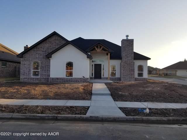 2809 Spokane Ave, Amarillo, TX 79118 (#21-223) :: Live Simply Real Estate Group