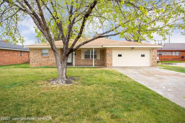6009 Gainsborough Rd, Amarillo, TX 79106 (#21-2230) :: Elite Real Estate Group