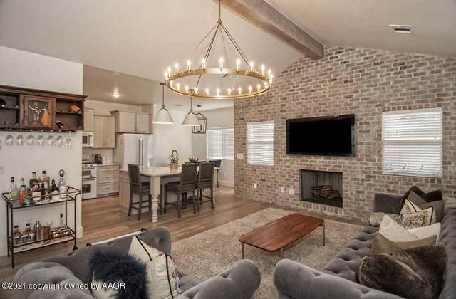 1107 Chardonnay Blvd, Amarillo, TX 79124 (#21-2231) :: Elite Real Estate Group