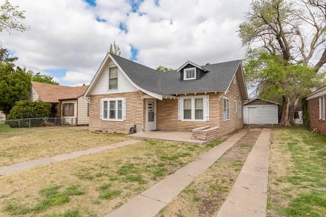 1220 12TH Ave, Amarillo, TX 79102 (#21-2233) :: Elite Real Estate Group