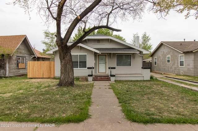 3723 Fountain Ter, Amarillo, TX 79106 (#21-2241) :: Elite Real Estate Group