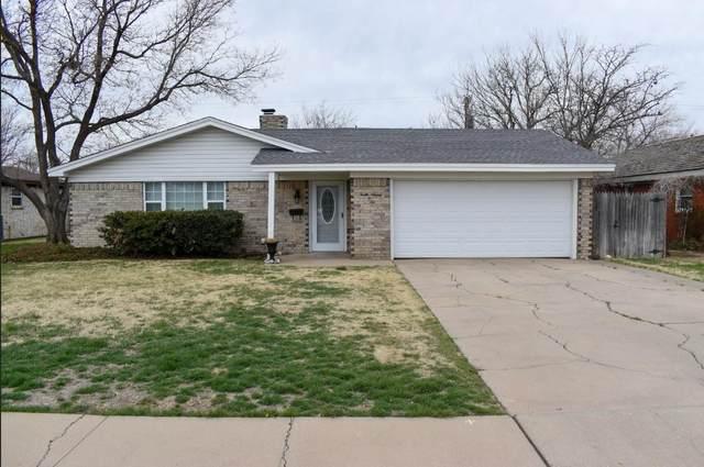 4706 Cherokee, Amarillo, TX 79109 (#21-2251) :: Lyons Realty