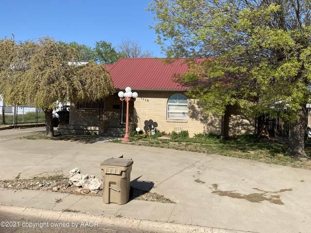 1110 Lindsey St., Borger, TX 79007 (#21-2254) :: Elite Real Estate Group