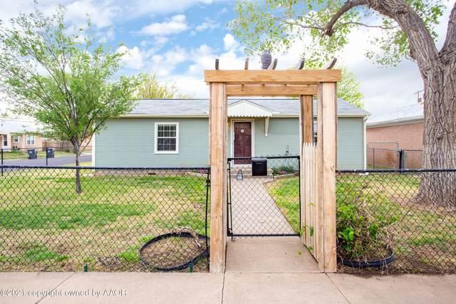 3801 Van Buren St, Amarillo, TX 79110 (#21-2263) :: Elite Real Estate Group