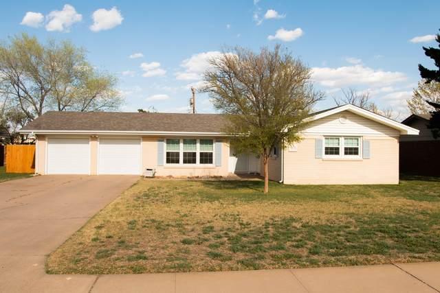 4713 Buffalo Trl, Amarillo, TX 79109 (#21-2269) :: Keller Williams Realty