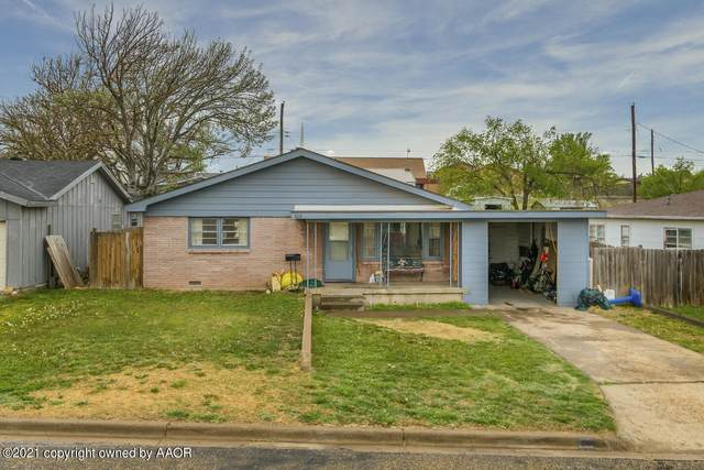 106 Womack St, Borger, TX 79007 (#21-2270) :: Lyons Realty