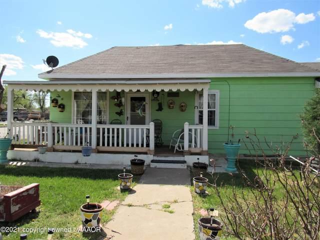 222 Endicott St, Spearman, TX 79081 (#21-2273) :: Elite Real Estate Group