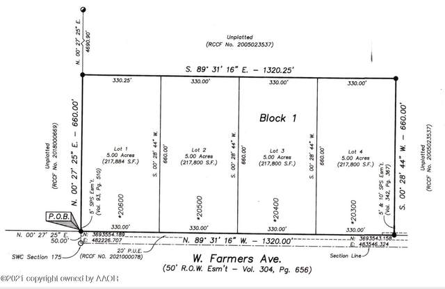 20300 Farmers Ave, Bushland, TX 79119 (#21-2286) :: Elite Real Estate Group