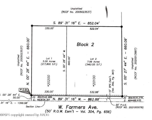 20200 Farmers Ave, Bushland, TX 79119 (#21-2287) :: Lyons Realty