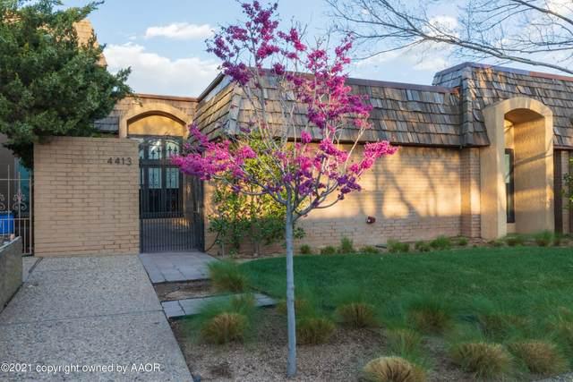 4413 Tiffani Dr, Amarillo, TX 79109 (#21-2293) :: Elite Real Estate Group