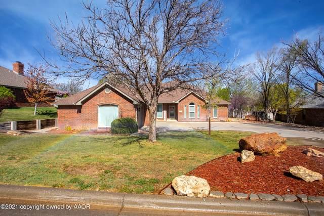 6516 Meadowland Dr, Amarillo, TX 79124 (#21-2302) :: Keller Williams Realty