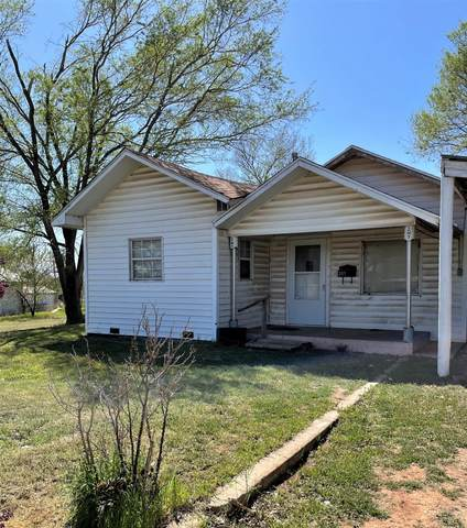 207 Choctaw St, Shamrock, TX 79079 (#21-2307) :: RE/MAX Town and Country
