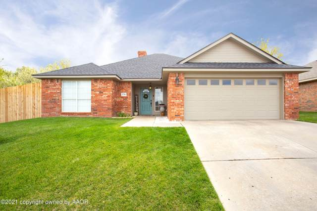 1716 Brookwater Cir, Amarillo, TX 79124 (#21-2316) :: Keller Williams Realty
