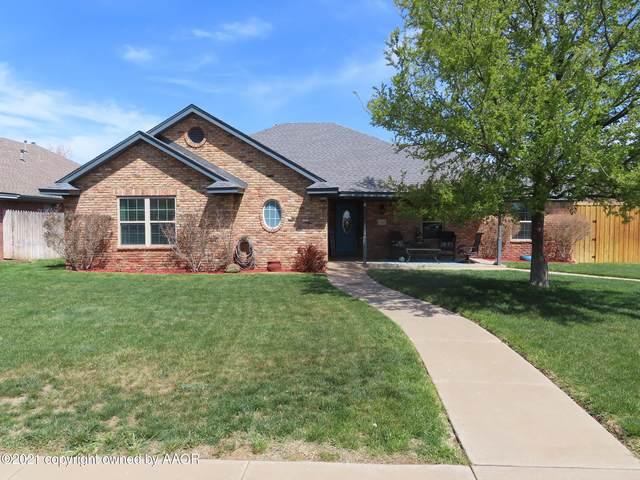 6700 Blossom Ct, Amarillo, TX 79124 (#21-2326) :: Keller Williams Realty