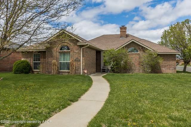5000 Carmel Ave, Amarillo, TX 79110 (#21-2327) :: Lyons Realty