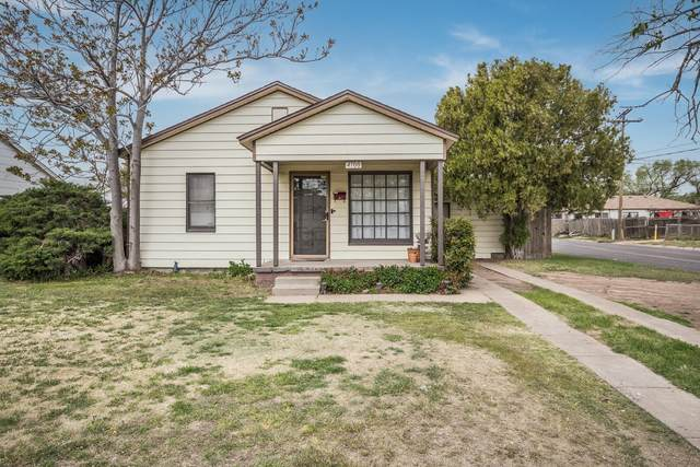 4100 Ong St, Amarillo, TX 79110 (#21-2340) :: Elite Real Estate Group
