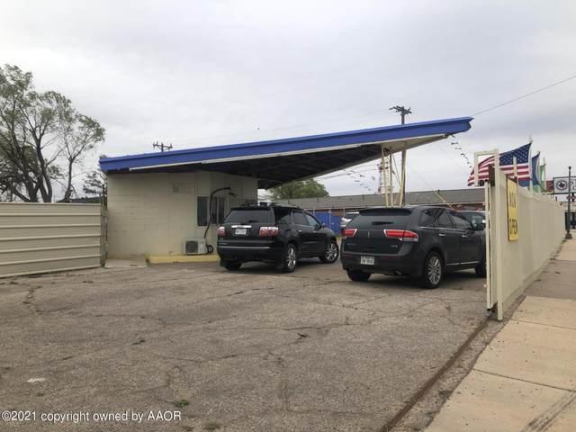 818 Amarillo Blvd, Amarillo, TX 79107 (#21-2342) :: Meraki Real Estate Group