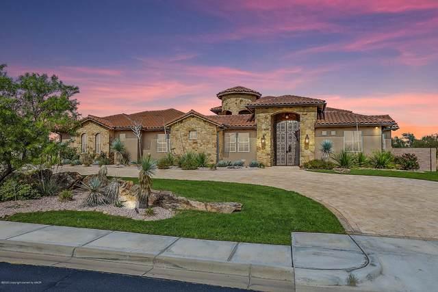 3500 Golden Chestnut Ln, Amarillo, TX 79124 (#21-2343) :: Keller Williams Realty
