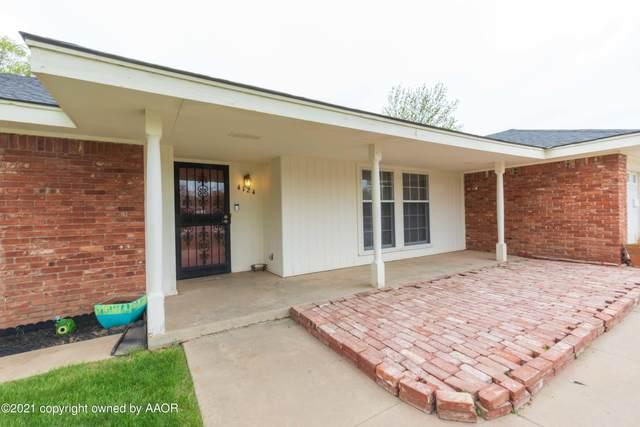 4124 Julie Dr, Amarillo, TX 79109 (#21-2364) :: Elite Real Estate Group
