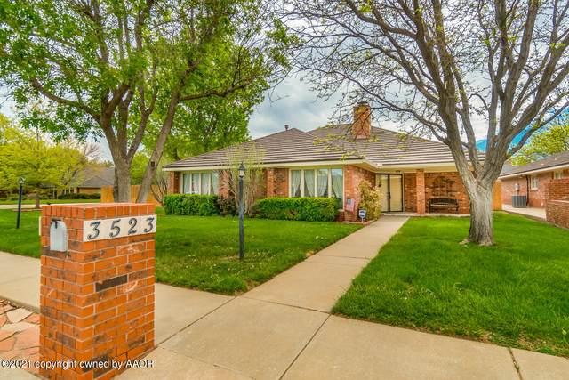 3523 Sleepy Hollow Blvd, Amarillo, TX 79121 (#21-2371) :: Elite Real Estate Group