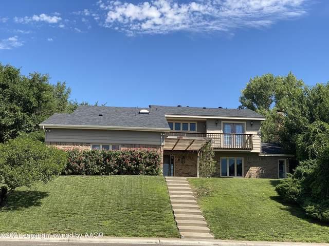 93 Jynteewood Dr, Canyon, TX 79015 (#21-2378) :: Elite Real Estate Group