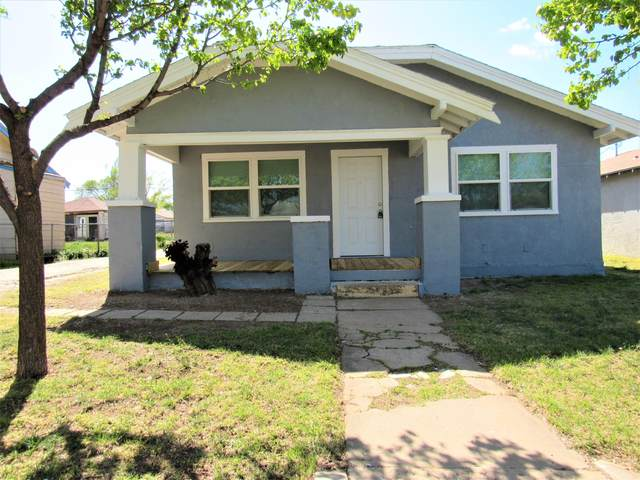 104 Maryland St, Amarillo, TX 79106 (#21-2389) :: Elite Real Estate Group