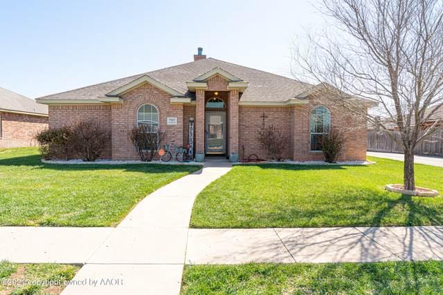 7907 Fresno Dr, Amarillo, TX 79118 (#21-2418) :: Live Simply Real Estate Group
